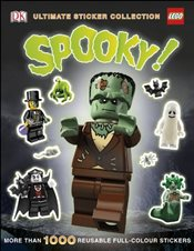 LEGO® Spooky! Ultimate Sticker Collection -