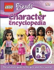 LEGO® Friends Character Encyclopedia - Saunders, Catherine