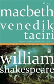 Macbeth Venedik Taciri - Shakespeare, William