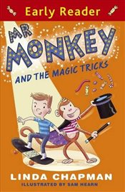 Mr Monkey and the Magic Tricks  - Chapman, Linda