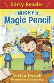 Mickys Magic Pencil  - French, Vivian