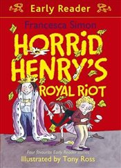 Horrid Henrys Royal Riot - Simon, Francesca