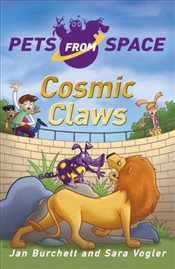 Pets from Space 2 : Cosmic Claws - Burchett, Jan