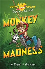 Pets from Space 3 : Monkey Madness - Burchett, Jan