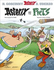 Asterix and the Picts - Ferri, Jean Yves