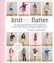 Knit to Flatter - Herzog, Amy