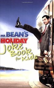 Mr Beans Holiday Joke Book for Kids - Green, Rod