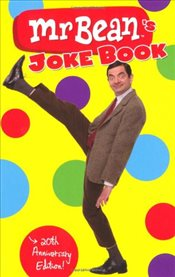 Mr Beans Joke Book - Green, Rod