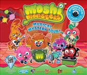 Moshi Monsters Musical Mystery Tour : An Augmented Reality Book - Collective,