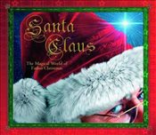 Santa Claus - Green, Rod