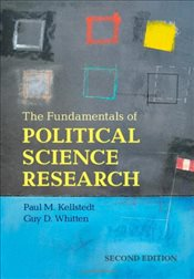 Fundamentals of Political Science Research - Kellstedt, Paul