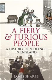 History of Violence in England - Sharpe, James
