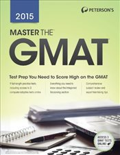 Master the GMAT 2015 - Petersons
