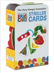 Very Hungry Caterpillar Stroller Card - Carle, Eric