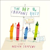 Day The Crayons Quit - Daywalt, Drew