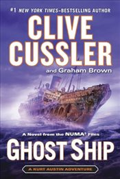 Ghost Ship  - Cussler, Clive