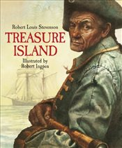 Treasure Island : Sterling Illustrated Classics - Stevenson, Robert Louis