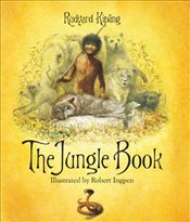 Jungle Book : Sterling Illustrated Classics - Kipling, Rudyard