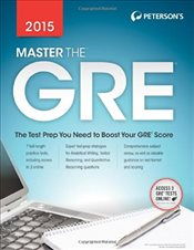 Master the GRE 2015 - Moran, Margaret