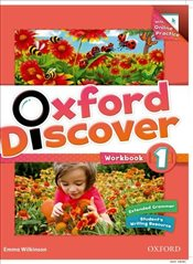 Oxford Discover: 1: Workbook with Online Practice -