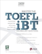 Master the Toefl İbt Vocabulary Questions - Gillis, Trevor