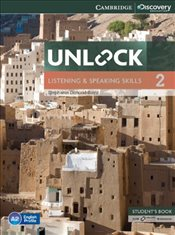 Unlock Level 2 A2 : Listening and Speaking Skills Students Book and Online Workbook - Ostrowska, Sabina