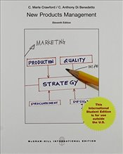 New Products Management 11e ISE - Crawford, Merle