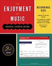 Recordings Disc : For the Enjoyment of Music, Essential Listening Edition : 2e -