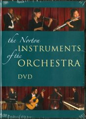 Norton Instruments of the Orchestra DVD -