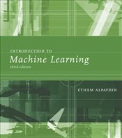 Introduction to Machine Learning 3E - Alpaydın, Ethem