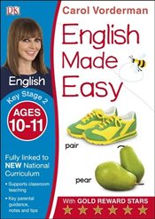 English Made Easy Ages 10-11 Key Stage 2 (Carol Vordermans English Made Easy) - Vorderman, Carol