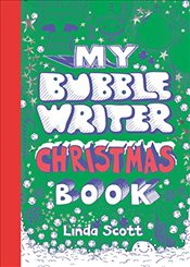 My Bubble Writer Christmas Book - Scott, Linda