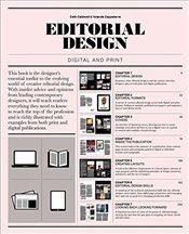 Editorial Design : Digital and Print - Caldwell, Cath