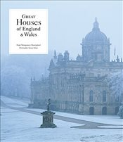 Great Houses of England and Wales - Sykes, Christopher Simon