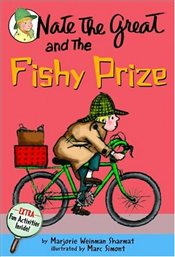 Nate the Great and the Fishy Prize (Nate the Great Detective Stories) - Sharmat, Marjorie Weinman