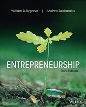 Entrepreneurship 3e - Bygrave, William D.