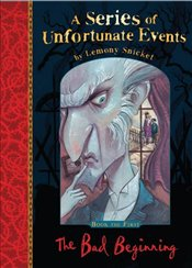 Bad Beginning : Series of Unfortunate Events 1 - Snicket, Lemony