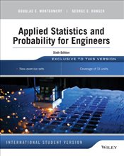 Applied Statistics and Probability for Engineers 6e ISV