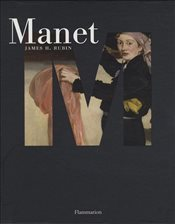 Manet : Initial M, Hand and Eye - Rubin, James H.