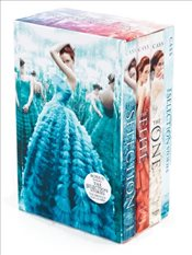 Selection 4-Book Box Set - Cass, Kiera