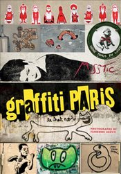 Graffiti Paris - Grevy, Fabienne