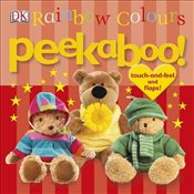 Peekaboo! : Rainbow Colours -