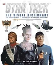 Star Trek the Visual Dictionary -