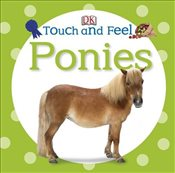 Touch and Feel Ponies -