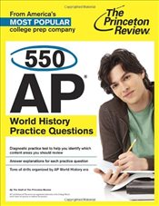 550 AP World History Practice Questions  -