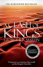 Clash of Kings : A Song of Ice and Fire, Book 2 - Martin, George R. R.