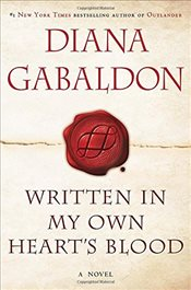 Written in My Own Hearts Blood (Outlander) - Gabaldon, Diana