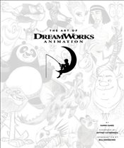 Art of DreamWorks Animation - Zahed, Ramin