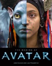 Making of Avatar - Fitzpatrick, Lisa