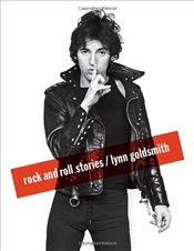 Rock and Roll Stories - Goldsmith, Lynn